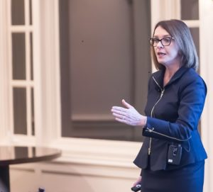 First County Advisors Hosts Linda Duessel from Federated Investors
